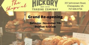 Hickory Trading Post Grand Re-Opening