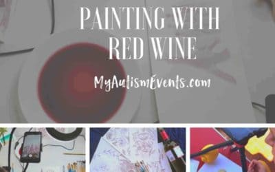 Painting with Red Wine – Save the Date!