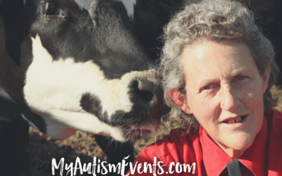 Temple Grandin ZOOMED with US