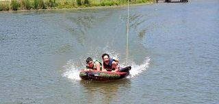Tubing-lake-days
