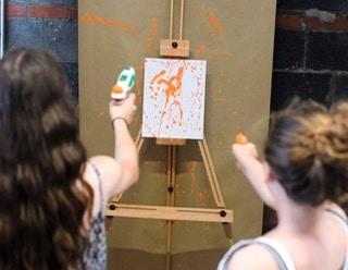 Sensory Paint